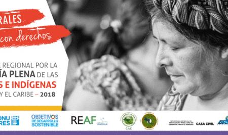 Mujeres rurales, mujeres con derechos