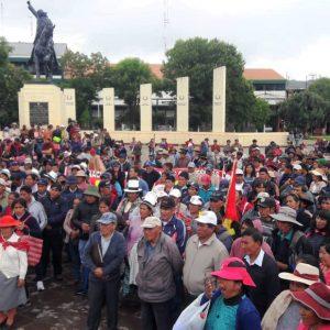 CCP convoca a sus bases a movilizarse en el paro nacional agrario del 13 de mayo