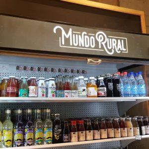 """Red de tiendas """"Mundo Rural"""" comercializa productos de la AFCI sin intermediarios"""