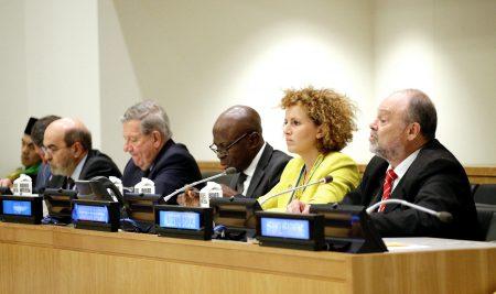 COPROFAM participa en el lanzamiento del Decenio de la Agricultura Familiar en la sede de la ONU, en Nueva York