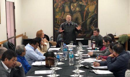 Junta directiva de COPROFAM se reúne en Rosario para cierre de la gestión