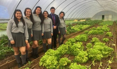 Beca Semillero Rural abre postulaciones a estudiantes de liceos agrícolas