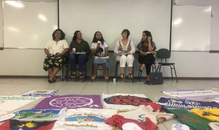 Líderes de COPROFAM y otras organizaciones internacionales se reúnen en Encuentro Internacional de Mujeres, en Brasil