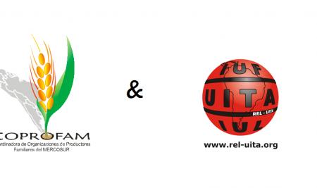 COPROFAM firma acuerdo de cooperación con Rel UITA