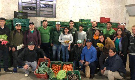 MUCECH visita Brasil en intercambio cooperativo del PDRT