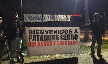 Pataguas Cerro se une y dice no a la escasez hídrica e intervención de sus cerros