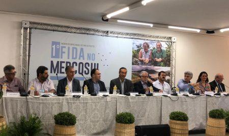 Líderes rurales y gerentes de proyectos de Mercosur Ampliado se reúnen con el equipo de FIDA, en Brasil