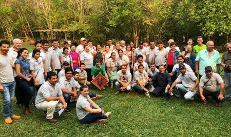 ONAC y UAN realizan intercambio cooperativo en Brasil